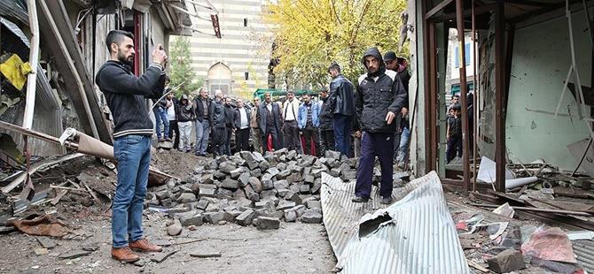Sur'da İnceleme Yapan Heyete Ateş Açıldı!