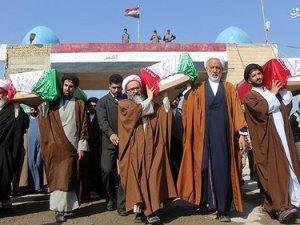Tahran'a Gönderilen Tabutların İçinde Ne Var?