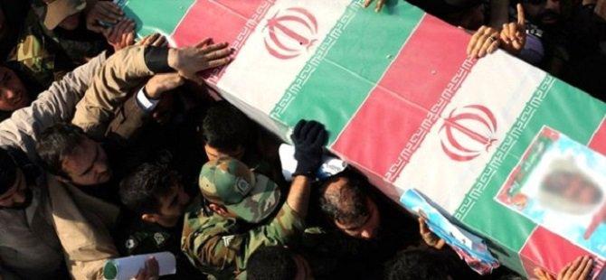 Suriye'de Öldürülen İranlı Asker Sayısı 54'e Yükseldi