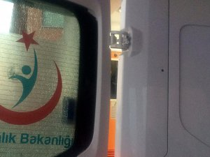 Şırnak'ta PKK'lılar Ambulansa Saldırdı