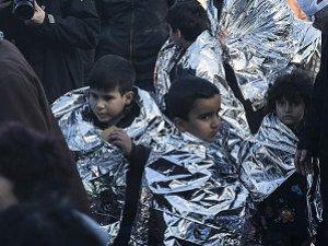 Avrupa'daki Her Beş Sığınmacıdan Biri Çocuk