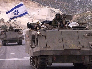 Siyonistler Gazze'ye Saldırdı: 2 Yaralı