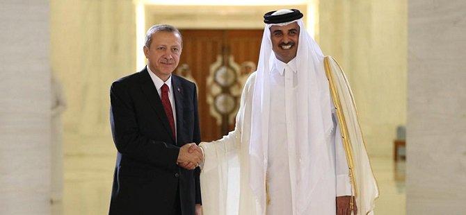 Katar'la Doğalgaz Anlaşması