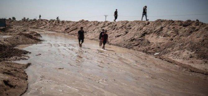 Darbe Hükümeti Gazze Tünellerini Deniz Suyuyla Dolduruyor