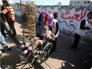 Gazze'deki 38 Bin Özürlü Haklarına Kavuşmak İstiyor