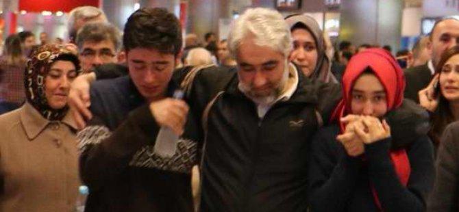 Libya'da Kaçırılan Said Denizoğlu Kurtarıldı