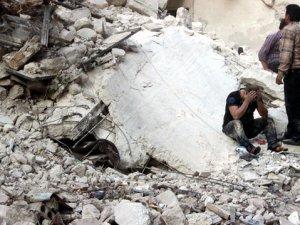 Rusya Halep'teki Katliamlarına Hergün Yenisini Katıyor