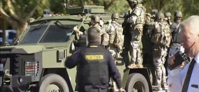 ABD'de Silahlı Saldırı: 14 Kişi Hayatını Kaybetti