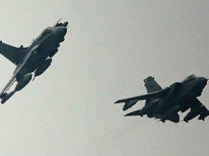 İngiltere Suriye'de Hava Saldırısı Gerçekleştirdi