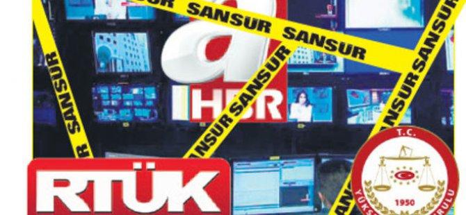 ATV ve A Haber'e Doğan'ı Eleştirme Cezası