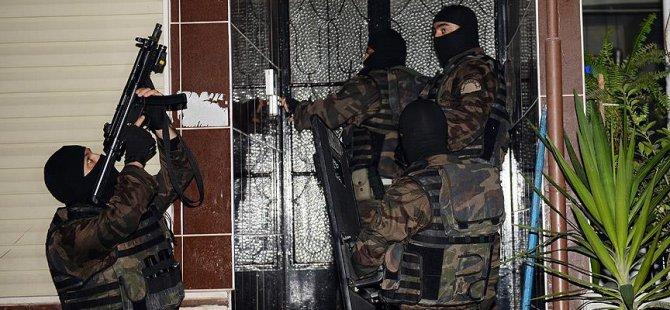 İstanbul'da MLKP Örgütü Operasyonu: 10 Gözaltı