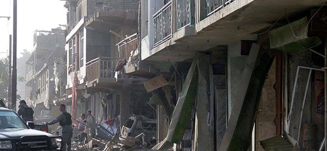 Afganistan'da Roket Mermisi Eve İsabet Etti: 12 Ölü