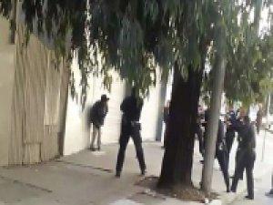 ABD Polisi Siyahi Genci Kurşuna Dizdi