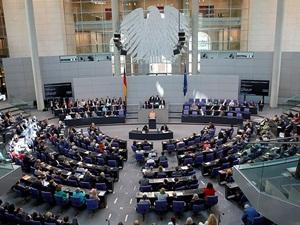 Almanya Meclisi'nden Suriye'ye Asker Gönderilmesine Onay!