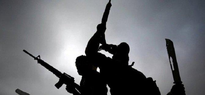 """Rapor: """"IŞİD 2016'da Yüzde 12 Küçüldü"""""""