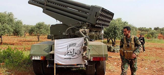 Direnişçiler IŞİD'in Elindeki İki Köyde Denetimi Sağladı
