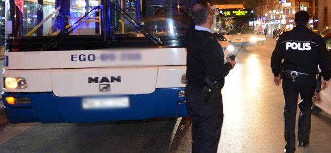 Ankara'da Belediye Otobüsüne PKK Saldırısı!