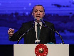 Erdoğan'dan Tuhaf Açıklama!