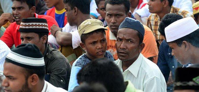 Myanmar'da Müslümanlara İşkence Edilmesine Göz Yumuldu