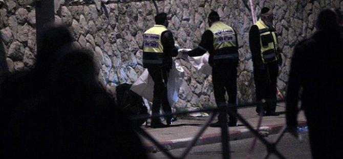 İşgal Polisi Kudüs'te 1 Filistinli Genci Katletti