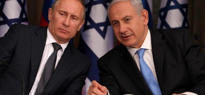 Rusya ve İsrail Hükûmetlerarası İşbirliği Anlaşması İmzaladı!
