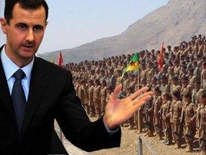 Esed'den PKK-PYD İtirafı