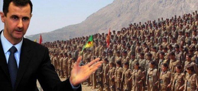 PYD ve Esed Rejimi Arasındaki İttifak Pekişti