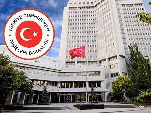 Rusya'nın Ankara Büyükelçisi Dışişleri Bakanlığına Çağrıldı