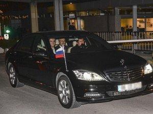 Rusya'nın Büyükelçisi Karlov Dışişleri Bakanlığına Çağrıldı