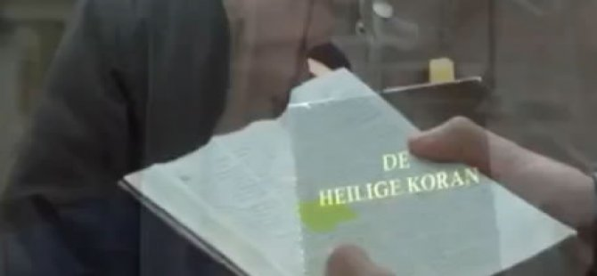Hristiyanlara Kur'an Diye İncil Okunursa...