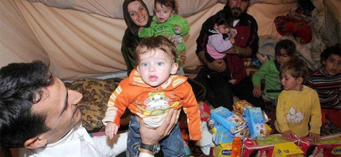 Suriye'nin Dera Kentinde Bebek Maması Tükendi