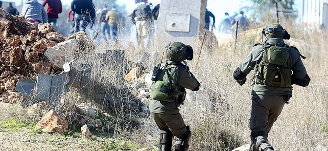 İşgal Devleti Nablus'ta 2 Filistinliyi Katletti