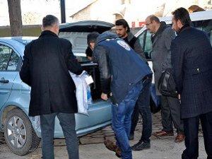 Sivas'ta Özel Eğitim Kurumunda Arama Yapıldı