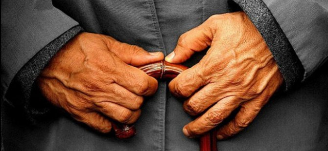 Almanların Yaş Ortalaması 44.1 Oldu