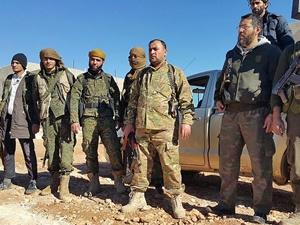 ÖSO Azez'de 2 Köyü IŞİD'ten Geri Aldı