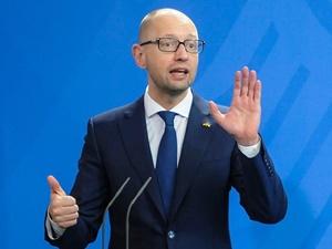Ukrayna Başbakanı Yatsenyuk İstifa Edeceğini Açıkladı