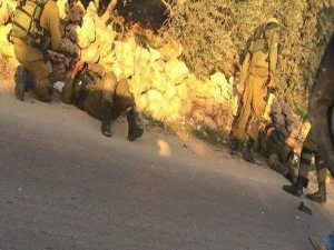 İşgalcilere Yönelik Araçlı Eylemde 4 Siyonist Asker Yaralandı