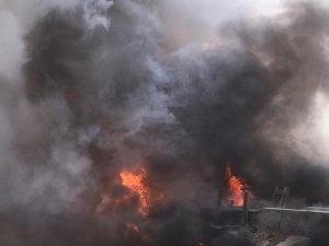 Haseke'de Bomba Yüklü Araçlarla Saldırı:15 Ölü