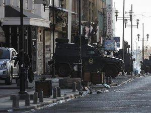 Sur'da 6 Mahallede Sokağa Çıkma Yasağı