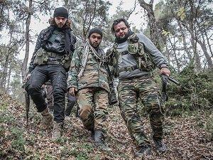 """""""Rejimden Kaçmak İsteyen Askerler Zorla Savaştırılıyor"""""""