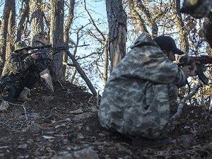 Türkmen Birlikler 'Kızıldağ' İçin Çarpışıyor