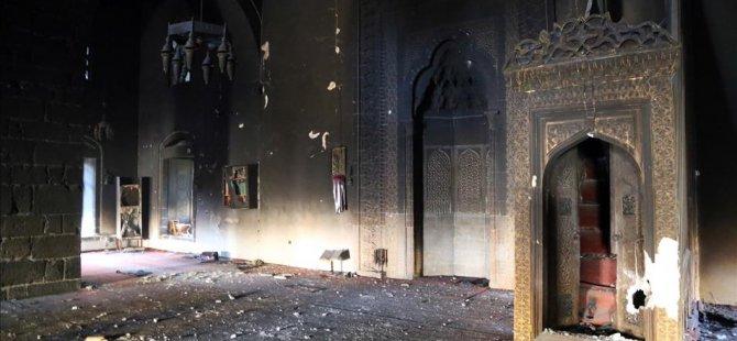 Nijerya'da Camiye Canlı Bomba Saldırısı