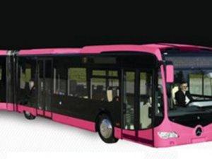 Hanımlara Özel Otobüs Kampanyası
