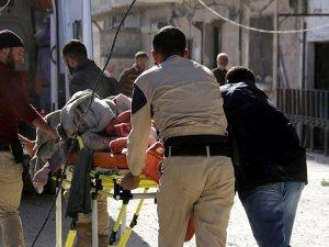 Rus Savaş Uçakları Halep'te Sivilleri Katletti: 41 Ölü