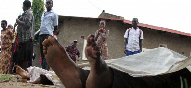 Burundi'de Çatışmalar: 87 Ölü