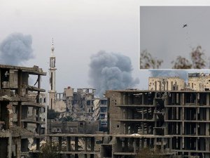 Rus Jetleri Şam'da Sivilleri Katletti: 50 Ölü, 200 Yaralı