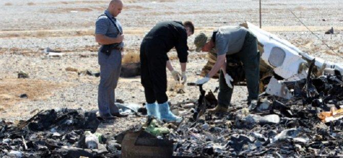 Mısır'dan 'Düşen Rus Yolcu Uçağı' Açıklaması