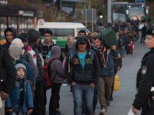Almanya'da Sığınmacı Merkezine Molotofkokteylli Saldırı