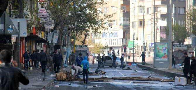 Diyarbakır Halkı HDP'nin Yürüyüşüne Destek Vermedi