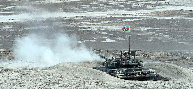 Ermenistan Azerbaycan'daki Yerleşim Birimlerini Hedef Aldı